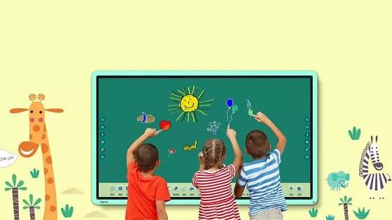皓丽教育一体机 幼教设备行业领先